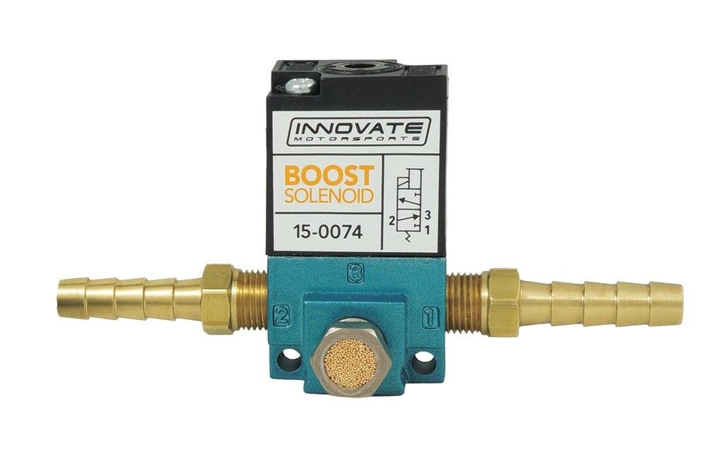Elektrozawór Boost Control Innovate 3-PORT - GRUBYGARAGE - Sklep Tuningowy